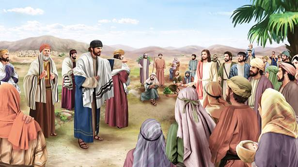 24. What is the difference between a good servant and an evil servant?