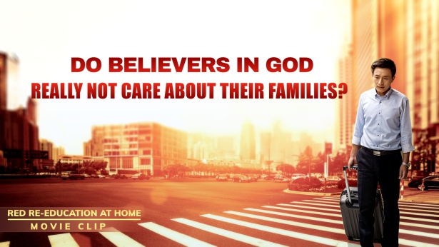 Do Believers in God Really Not Care About Their Families?