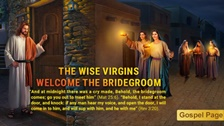 Wise Virgins Welcome the Lord