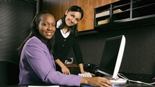 How a Christian Established a Good Work Relationship With Her Colleague