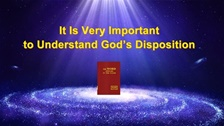 God's Disposition