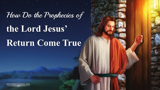 Bible Prophecy: How the Prophecies of Jesus' Second Coming Are Fulfilled