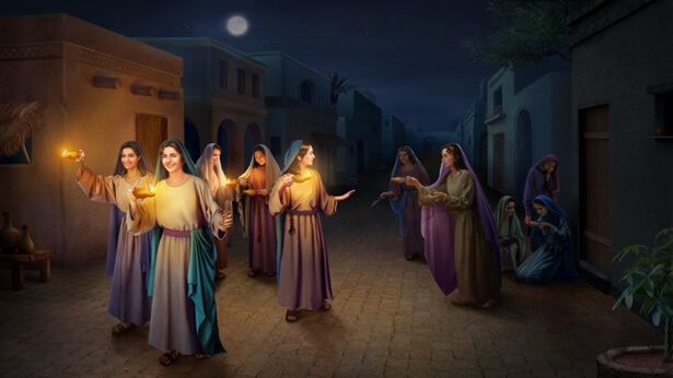 How Do Wise Virgins Listen to God's Voice?
