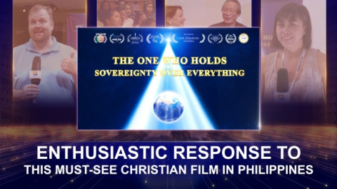 Enthusiastic Response to This Must See Christian Film in Philippines