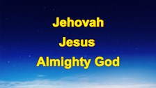 1. Why God has different names in different ages and the significance of His names