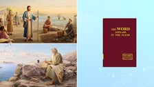 What are the differences between the words of people used by God throughout the ages which conform to the truth, and the words of God Himself?