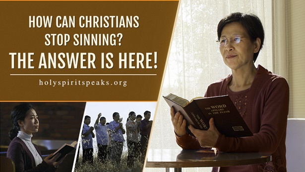 How Can Christians Stop Sinning