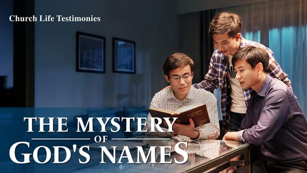 The Mystery of God's Names