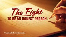 13. The Fight to Be an Honest Person