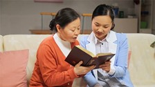 A Christian's Diary: The Misunderstanding Between My Mother and Me Has Finally Been Resolved