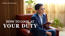 26. How to Look at Your Duty