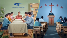 Though The Church of Almighty God has been plagued by the frenzied opposition and condemnation of the CCP and the religious community in recent years, I see that the church has been producing more and more online movies and videos testifying to God. The content of these movies and videos keeps on growing, and they are becoming more and more technically accomplished. The truths these productions fellowship are also incredibly edifying to people. The entire religious community has produced no films testifying to God's work in recent years that are anywhere near as good. Now more and more people who truly believe in God from all religions and denominations have joined The Church of Almighty God. Why is The Church of Almighty God thriving, while the entire religious community is so desolate?
