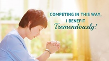 Competing in This Way, I Benefit Tremendously (Audio Essay)