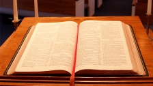 The Bible was compiled by man, not by God; the Bible cannot represent God.