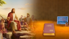 What is the difference between the words expressed by the Lord Jesus in the Age of Grace and the words expressed by Almighty God in the Age of Kingdom?