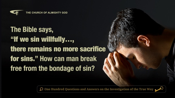 25. Our sins were forgiven after believing in the Lord, but we still often sin; how can we finally escape the bondage of sin?