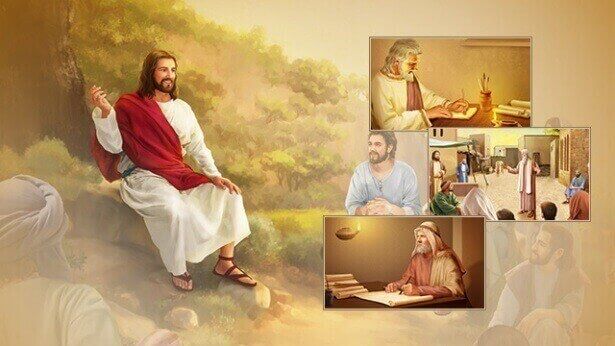 3. What are the differences between the words of God conveyed by prophets in the Age of Law, and the words of God expressed by God incarnate?